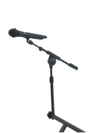 DIMAVERY Microfoonarm voor keyboardstandaards