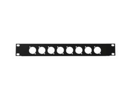 OMNITRONIC Front Panel Z-19 8x XLR (D-type) 1U