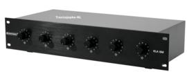 Omnitronic- PA 6-zone mono vol contr 10W bk