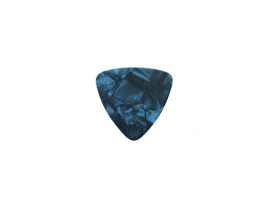 DIMAVERY Pick 0,46mm pearleffect blue