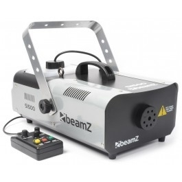 BEAMZ S1500 MKII ROOKMACHINE MET INTERVAL CONTROLLER