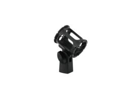 OMNITRONIC SLIM-01 Microphone-Clamp bl