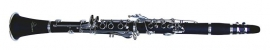 DIMAVERY K-17 Bb Clarinet, 17 keys