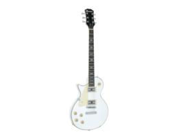 DIMAVERY LP-700L E-gitaar, LH, wit