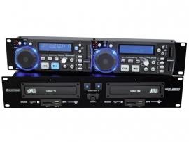 OMNITRONIC XDP-2800 Dual CD / MP3-speler