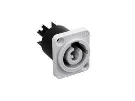 NEUTRIK  Powercon output chassis - NAC3MPB-1 ( grijs)