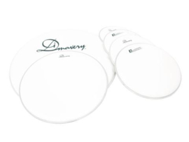 DIMAVERY DH-22 Drumvel, wit