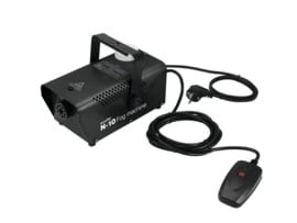EUROLITE N-10 Fog Machine black | Rookmachine