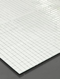EUROLITE Mirror Mat 800x800mm, 10x10mm mirrors