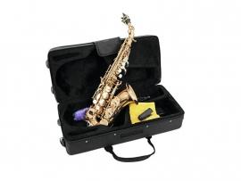 DIMAVERY SP-20 Bb Sopraansaxofoon, goud