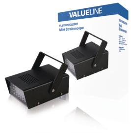 ValuelineLED Stroboscoop Sfeerlamp 24 LED