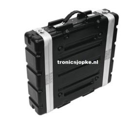 ROADINGER rack KR-19, 2U, DD, black