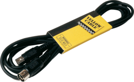 Yellow Cable - Midi kabel - 6 m
