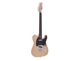 DIMAVERY TL-401 E-Guitar, nature