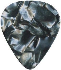 Dimavery Pick 1,50mm Pearleffect zwart