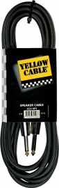 Yellow Cable - Jack/jack 3m