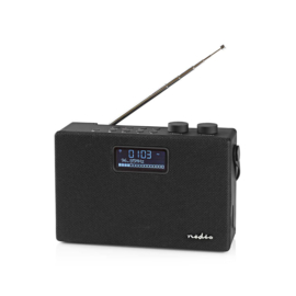 Digitale DAB+ radio | 15 W | FM | Bluetooth®