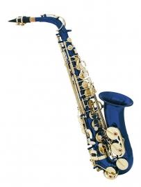 DIMAVERY SP-30 Eb altsax, blauw