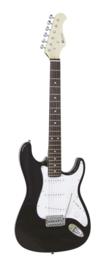 DIMAVERY ST-203 E-Guitar, zwart