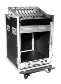 ROADINGER Special Combo Case Pro, 12U met wielen