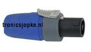 NEUTRIK Speakon cable plug 2pin NL2FX