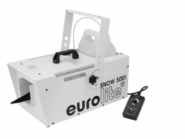 EUROLITE Sneeuw 5001 Sneeuw machine