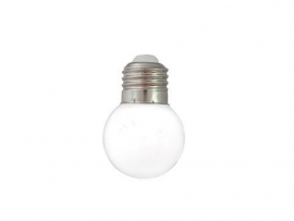 OMNILUX LED G45 230V 1W E-27 wit 3200K