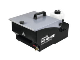 EUROLITE NB-60 ICE Low Fog Machine - Ijs rookmachine