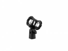 OMNITRONIC SLIM-01 Microfoon klem bl
