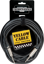Yellow Cable - Neutrik - Jack/jack - 6 meter