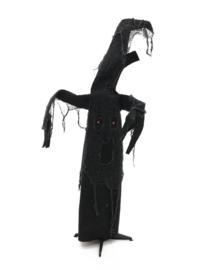 EUROPALMS Halloween Black Tree, animated 110cm