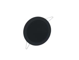 OMNITRONIC CS-4C Ceiling speaker zwart