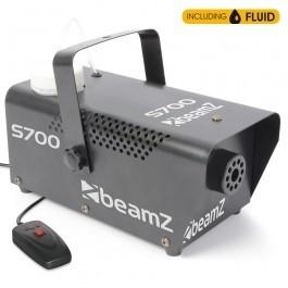 BeamZS700 Rookmachine inclusief rookvloeistof