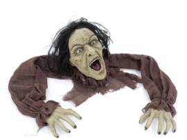 EUROPALMS Halloween figuur Crawling 140cm