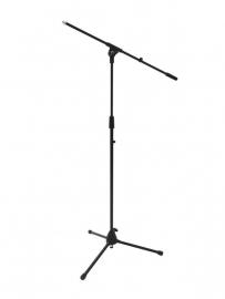 OMNITRONIC Microfoon statief MS-2 met giek bk