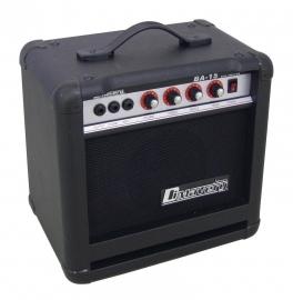 DIMAVERY BA-15 Bass amplifier 15W black