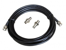 OMNITRONIC Antenna cable BNC set 3 m