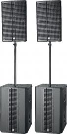 HK Audio - L5PACK-POWER Volledige actieve systemen - Voor 350 pers.