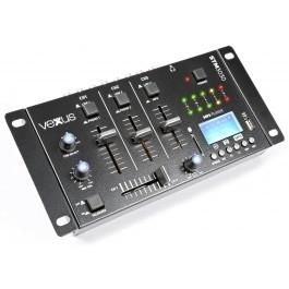 DJ mengpaneel / Rack  mixer
