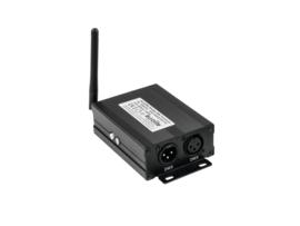 EUROLITE QuickDMX Draadloze zender / ontvanger