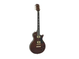 DIMAVERY LP-700 E-gitaar, honingglobe