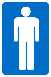 WC  MAN