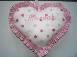 Geboortehart Manouk