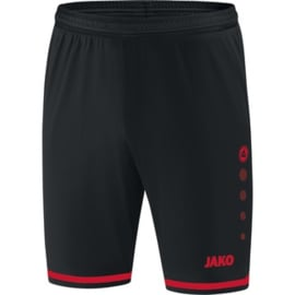 JAKO Short Striker 2.0 zwart-sportrood  4429/81 (NEW)