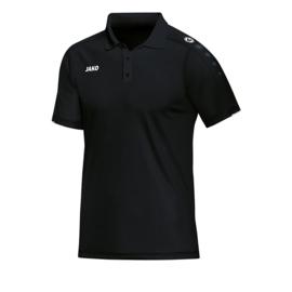 JAKO Polo classico noir 6350/08