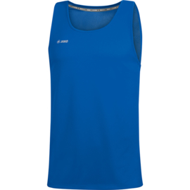 Tank top run 2.0  royal-wit (+ Clublogo en ARAC achteraan) (6075/04)