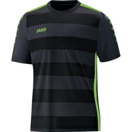 Jako Shirt Celtic 2.0 KM zwart-fluo groen 4205/08