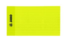 Jako Aanvoerdersband Classico geel 2808/03