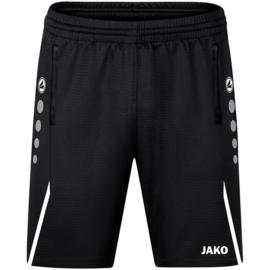 JAKO Traingsshort Challenge zwart/wit (8521/802)