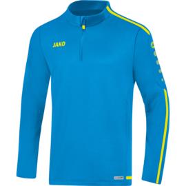 JAKO Ziptop Striker 2.0 bleu JAKO-jaune fluo 8619/89